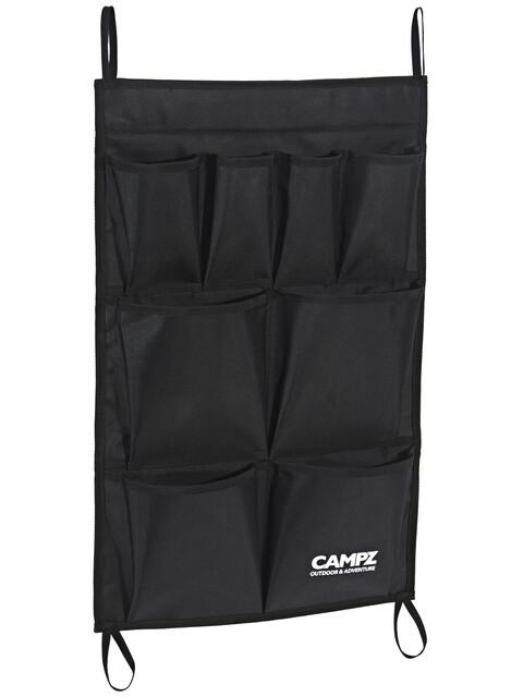 CAMPZ Zeltorganizer universal schwarz